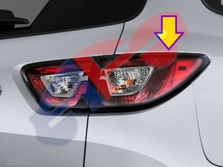 Picture of TAIL LAMP 13-17 RH OUTER TRAVERSE