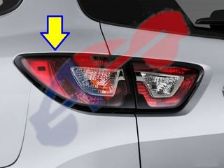Picture of TAIL LAMP 13-17 LH OUTER TRAVERSE