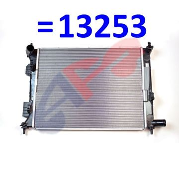 Picture of = 13253 -------> RADIATOR 12-15 1.6L L4 SDN/HB MT ACCENT