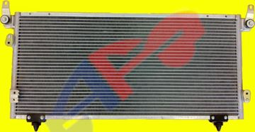 Picture of A/C COND 00-06 3.4L 4.0 REGULAR/ACCESS (SINGLE/EXTEND) TUNDRA
