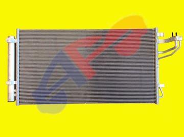 Picture of A/C COND (HYBRID) 11-15 SONATA/11-16 OPTIMA