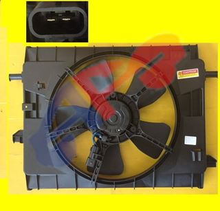Radiator Cooling Fan For 2006-2011 Chevrolet HHR