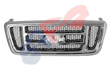 Picture of GRILLE 04-08 BAR-TYPE ALL-CHR F150