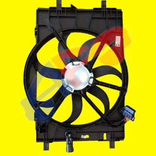 Picture of COOLING FAN 06-09 SINGLE FUSION/
