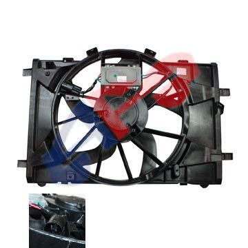 Picture of COOLING FAN 10-12 2.4/3.0L FUSION/MILAN
