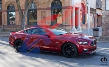 Picture of BUM COVER 15-17 FT MUSTANG OEM RUBY RED