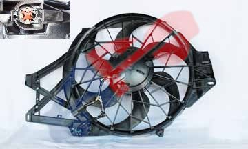 Picture of FAN ASSY 01-04 4.6L MUSTANG