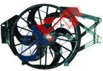 Picture of FAN ASSY 97-98 4.6L MUSTANG