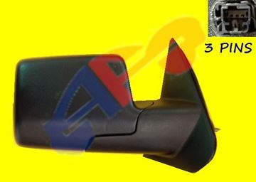 Picture of MIRROR 06-11 RH COVER/BASE:TXT PWR MAN-FOLD RANGER/06-10 MAZDA PICKUP
