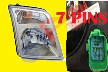 Picture of HEAD LAMP 10-13 LH W/MOTOR TRANSIT CONNECT