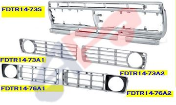 Picture of GRILLE 73-75 RH ARG F150