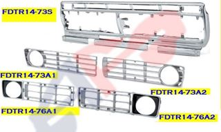 Picture of GRILLE SHELL 73-77 (FD TRUCK/BRONCO