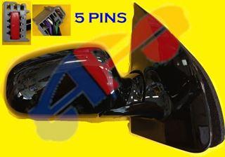 Picture of MIRROR 01-02 RH PTD PWR HT MAN-FOLD WINDSTAR