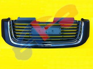 Picture of GRILLE 02-09 CHR/BK SLE GMC ENVOY