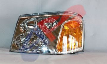 Picture of HEAD LAMP 02-09 LH GMC ENVOY
