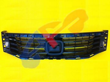 Picture of GRILLE 08-10 SDN BLK W/O MLD ACCORD