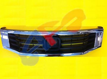 Picture of GRILLE ASSY 08-10 SDN CHR/BLK ACCORD