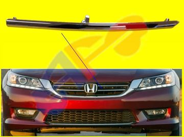 Picture of GRILLE LOWER MOLD 13-15 LH SDN ACCORD