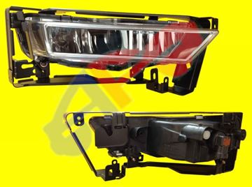 Picture of FOG LAMP 13-13 RH SDN W/CHR TRIM ACCORD