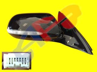 Picture of MIRROR 05-07 RH PW HT W/SIGNAL HYBRID ACCORD