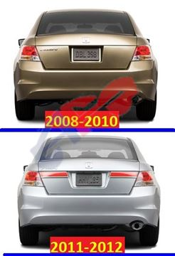 Picture of TRUNK LID 08-10 SDN ACCORD