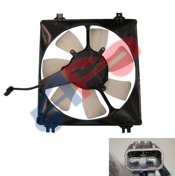 AUTOFiT Inc. . A/C FAN 08-12 RH V6 STEEL ACCORD