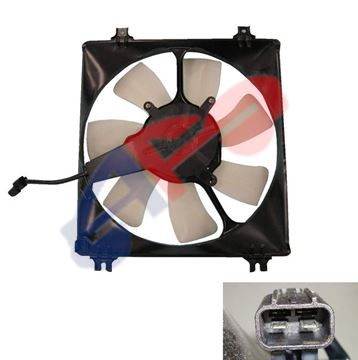 Picture of A/C FAN 08-12 RH V6 STEEL ACCORD/13-18 RDX