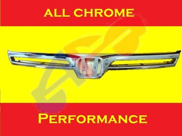 Picture of GRILLE 06-08 COUPE ALL CHR CIVIC