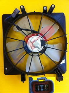 Picture of RAD FAN ASSY 01-05 NO-HYBRID CIVIC