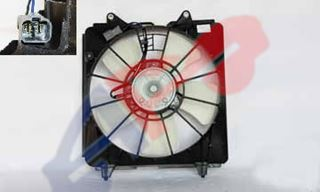 Picture of RAD FAN ASSY 06-11 1.8L A/T CIVIC