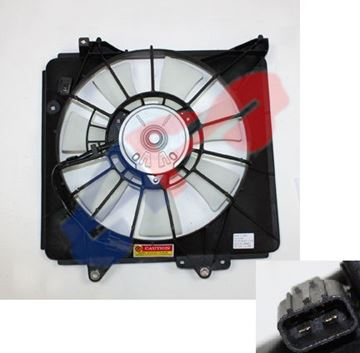 Picture of A/C FAN 09-14 AT FIT