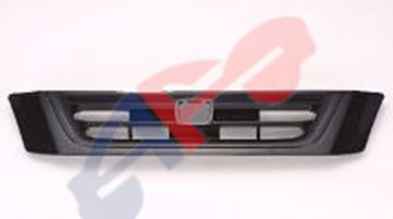 Picture of GRILLE 97-01 W/BLK MLDG CR-V