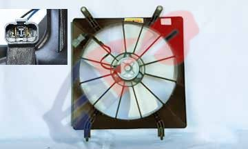 Picture of RAD FAN 02-06 LH CR-V/03-11 ELEMENT