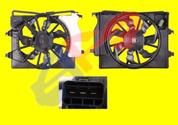Picture of COOLING FAN 18-21 ACCENT/RIO/RIO5