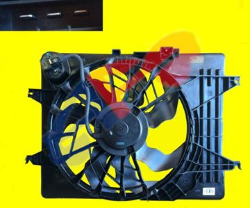Picture of COOLING FAN 12-14 AZERA