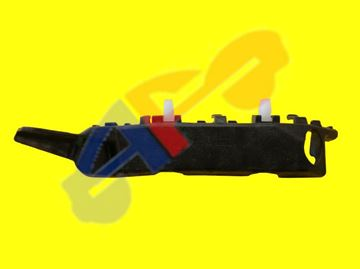 Picture of =HYEL08-11AX2 ---> MOUNTING BRACKET 13-14 FT LH CPE/11-16 SDN ELANTRA OEM