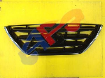 Picture of GRILLE 04-06 SD CHR/BLACK ELANTRA