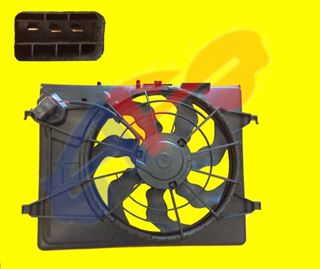 Picture of COOLING FAN 07-10 ELANTRA