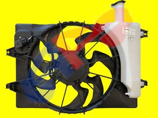 Picture of COOLING FAN ASSY 17-18 2.0L SDN ELANTRA
