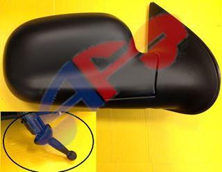 Picture of MIRROR 01-04 RH PTD CABLE REMOTE GL SANTA FE