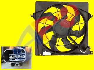 Picture of COOLING FAN 13-16 SANTA FE/11-15 SORENTO