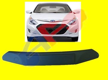 Picture of =HYSO14-11G ---> MOULDING,GRILLE 11-15 BLK HYBRID SONATA