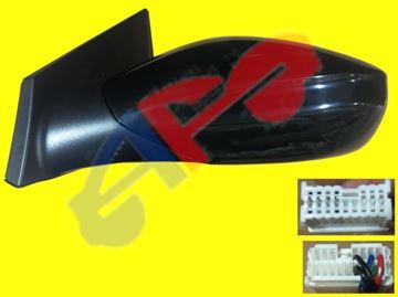 Picture of MIRROR 11-14 LH PTD PWR HT MAN-FOLD SONATA
