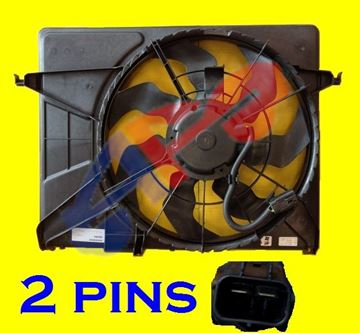 Picture of COOLING FAN 06-08 2.4L SONATA
