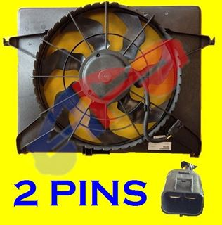 Picture of COOLING FAN 06-08 3.3L SONATA