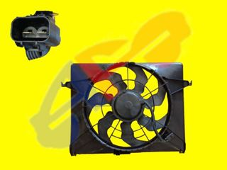 Picture of COOLING FAN 09-10 2.4L SONATA