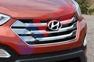 Picture of GRILLE 13-14 ASSY SANTA FE SPORT