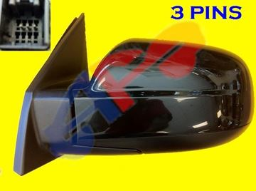 Picture of MIRROR 05-09 LH PTD PWR MAN-FOLD TUCSON
