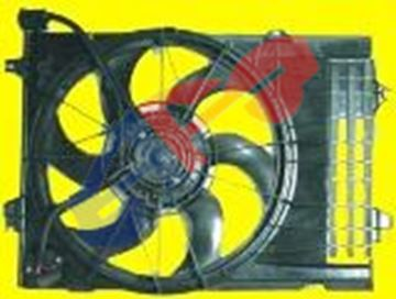 Picture of RAD FAN ASSY 05-09 2.7 TUCSON SPORT