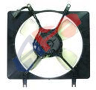 Picture of RAD FAN 01-03 4CYL MT RODEO